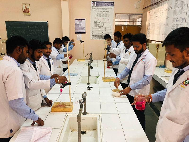 Master in Pharmacy (M. Pharm.) - Pharmaceutics